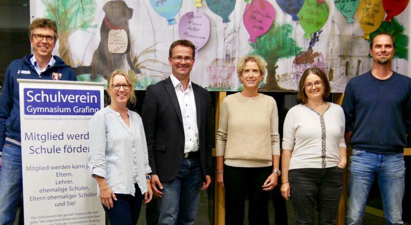Foto der Vorstandsmitglieder